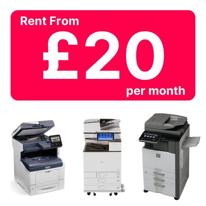 Photocopier Rental North Wales