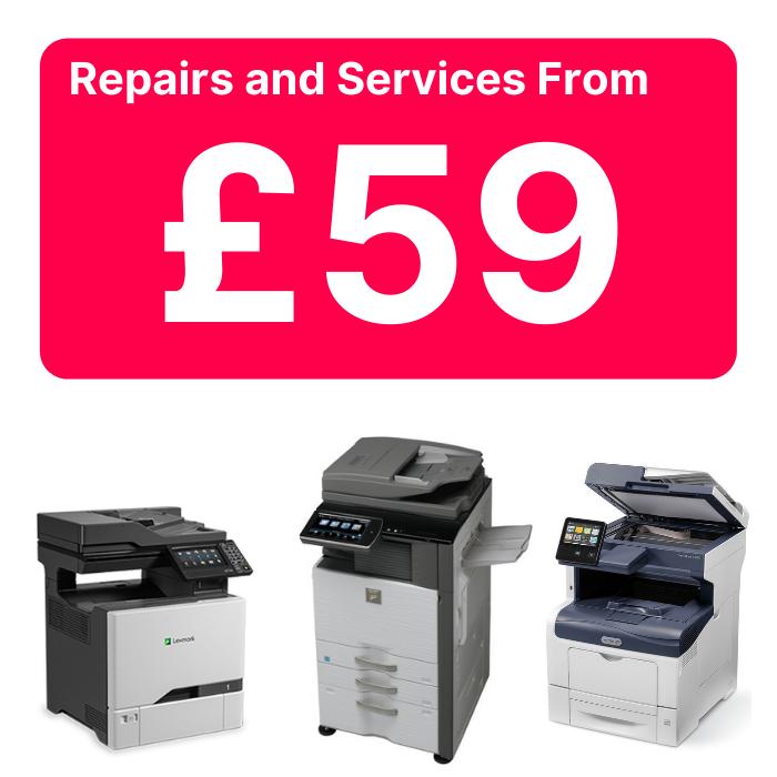 Printer Repairs North Wales